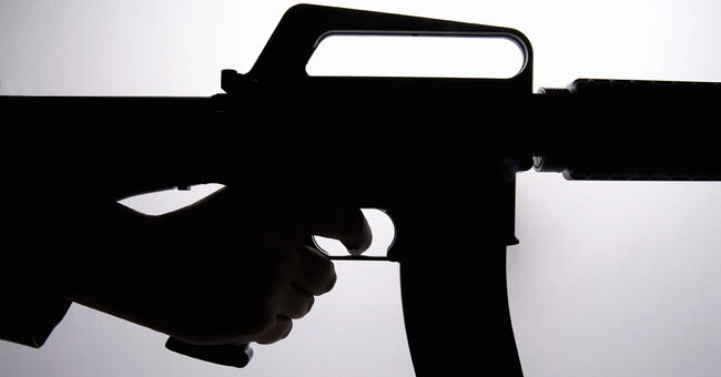gun assault rifle ar-15 generic automatic assault weapon