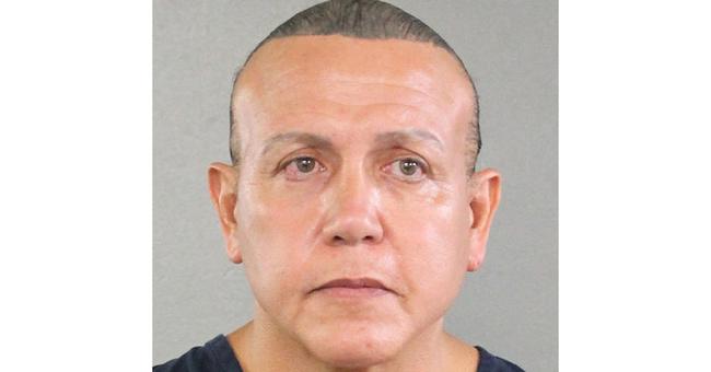 Cesar Sayoc Pipe Bombing suspect