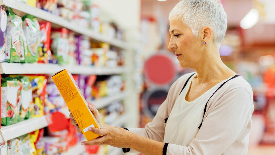 5 Healthy Choices at the Grocery Store