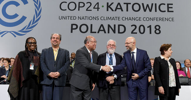 Poland climate conference