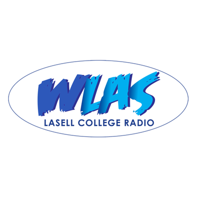 102.9FM WLAS – Lasell College logo