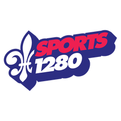 Sports 1280 New Orleans logo