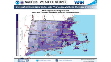 Storm Center - Frigid, Possibly Record-Breaking Temperatures Are Coming This Week