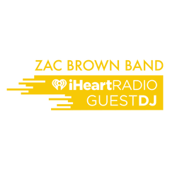 Zac Brown Band Guest DJ logo