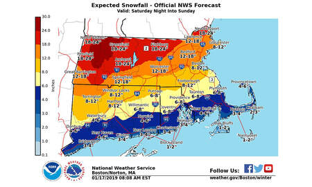 None - Two Storms On The Way: What You Need To Know