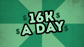 Contest Rules - $16K A Day rules