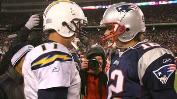 Boston Sports - Chargers' Philip Rivers Winless Vs. Patriots QB Tom Brady