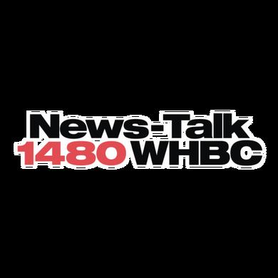 News-Talk 1480 WHBC logo