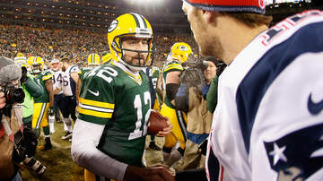 Boston Sports - Red Zone Report: Tom Brady-Aaron Rodgers Round 2