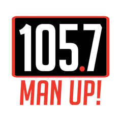 1057 Man Up logo