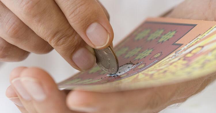 scratch ticket tickets lottery
