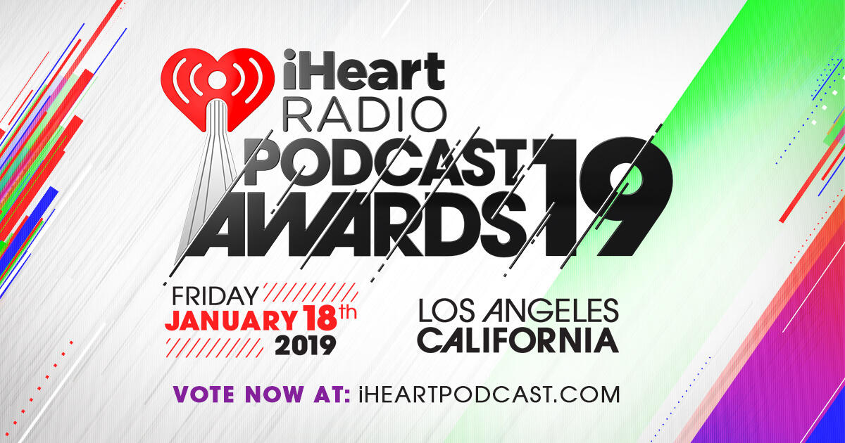 Image result for iheart podcast awards