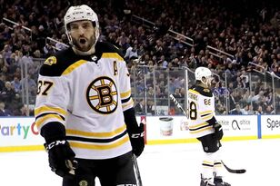 Patrice Bergeron Putting Himself In NHL MVP Conversation