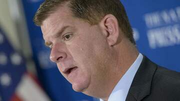 Local News - After No Weekend ICE Raids In Boston, Mayor Walsh Defends Immigrants