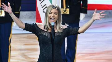 Greg Applebee - Fergie Apologizes For NBA All-Star Game Anthem...