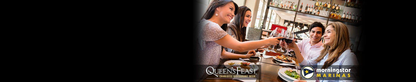 Indulge in Queen's Feast: Charlotte Restaurant Week®, January 19-28, 2018