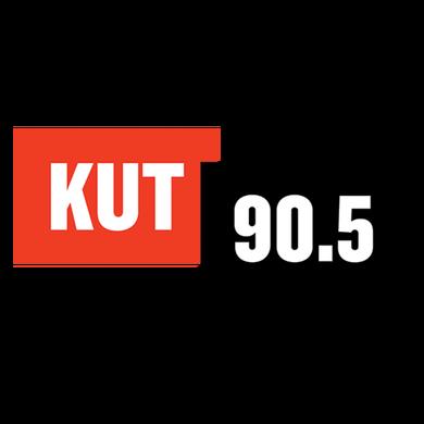 KUT News   90.5 Austin logo