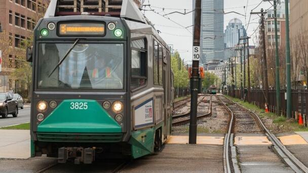 NTSB Releases Report On July's Green Line Crash