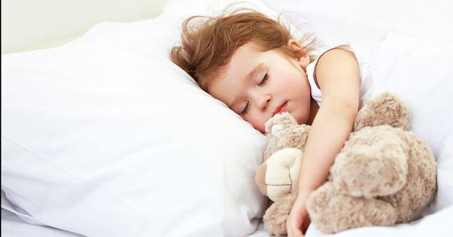 child sleeping sleep nap