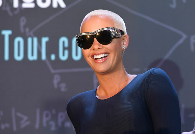 c77f79dd2d3 So Amber Rose Is Dating An NBA Star