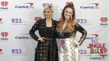 93.3 FLZ's Jingle Ball - #FLZJingleball Bebe Rexha Meet & Greet [Photos]