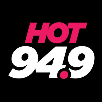 Hot 94.9 logo