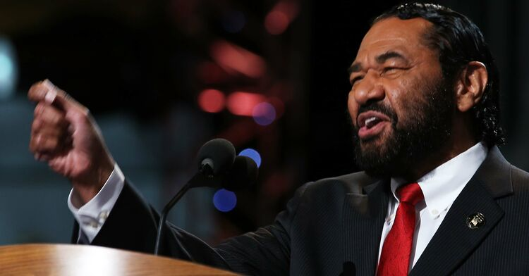 al green texas trump impeachment articles vote congress