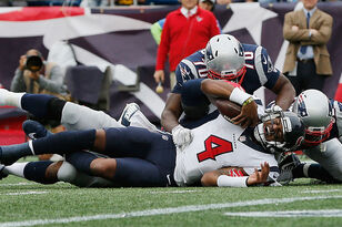 Strong Showing For Patriots Defense In Season Opener