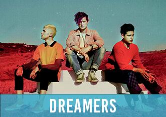 """Dreamers"""