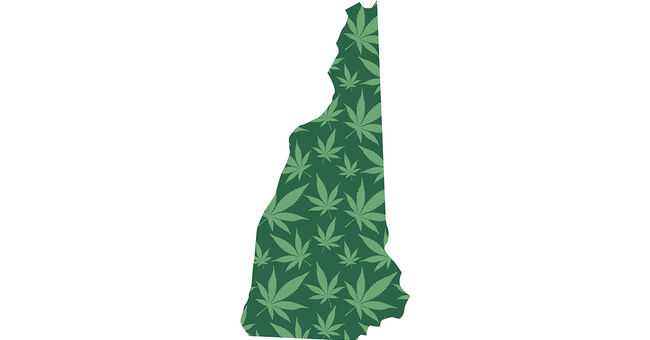 new hampshire marijuana