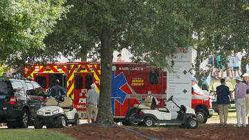 National News - Lightning Strike At Tour Championship Causes Fan Injuries