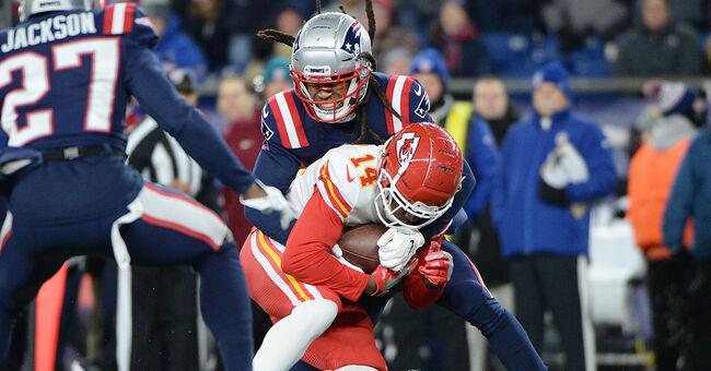 Patriots v. Kansas City Chiefs Dec. 8 2018