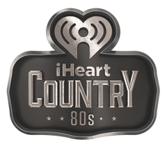 iHeartCountry 80s Radio logo