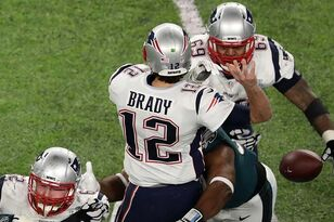 Tom Brady On His Super Bowl-Altering Fumble