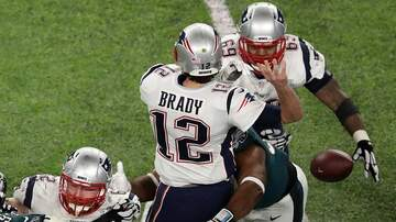 Super Bowl LII - Tom Brady On His Super Bowl-Altering Fumble