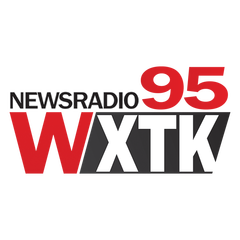 95 WXTK NewsRadio logo