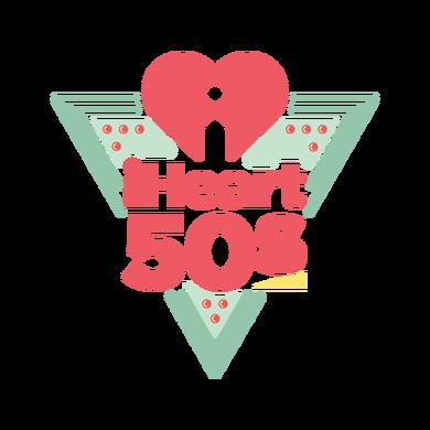 iHeart50s Radio logo