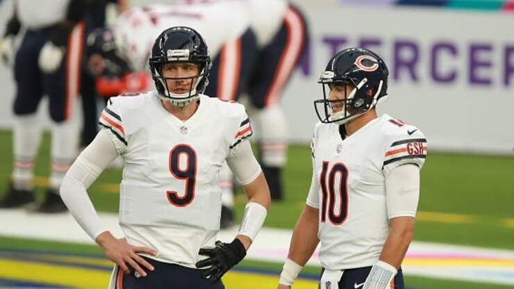 Bears Benched Trubisky Too Early