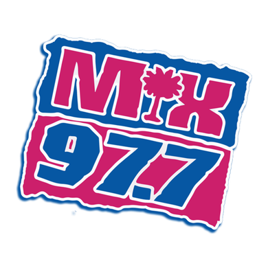 Mix 97.7 logo