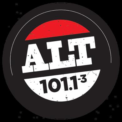 Alt 101.1 logo