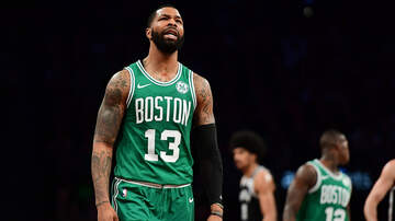 Boston Sports - Marcus Morris's Frustration Stems From Belief In Celtics