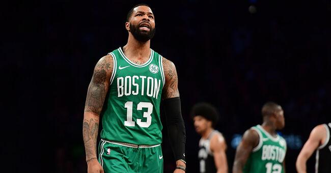marcus morris celtics nba basketball