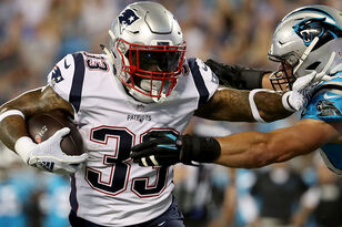 Jeremy Hill Ready For Fresh Start With Patriots