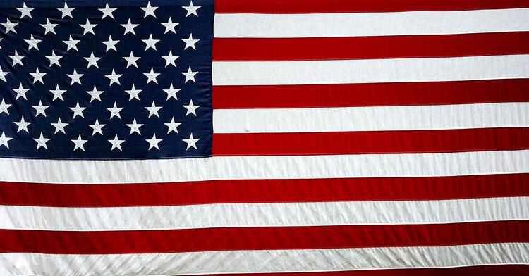 american flag getty stock generic