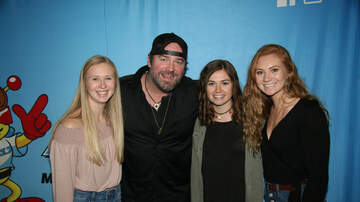 Matt and Aly - B-93's 2019 Barn Party Meet & Greet Photos
