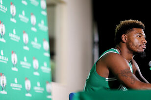 Marcus Smart On Using Basketball To Cope With Tragedy