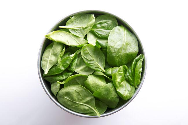 Spinach (Credit: Vesna Jovanovic / EyeEm)