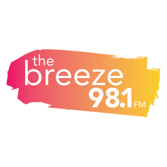 98.1 The Breeze logo