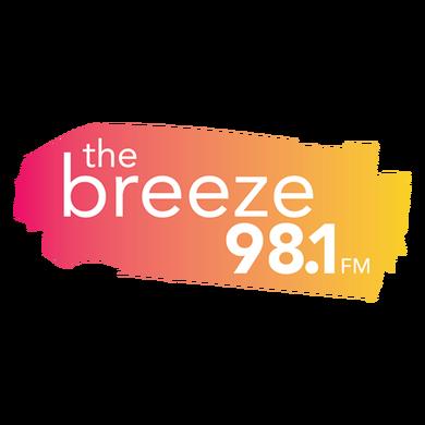 98.1 The Breeze logo