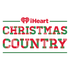 iheartchristmas country logo - What Station Is Christmas Music On